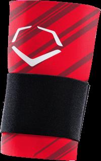 Compression Wristband w/Strap red