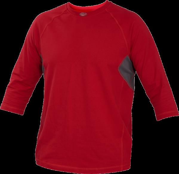 RS34 Runner Adult Performance Undershirt scarlet