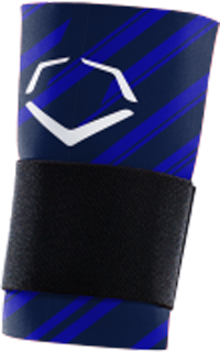 Compression Wristband w/Strap navy