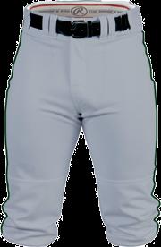 BP150K Piped Knicker Pant grey/dark green