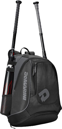 WTD9411 DeMarini Sabotage Back Pack black