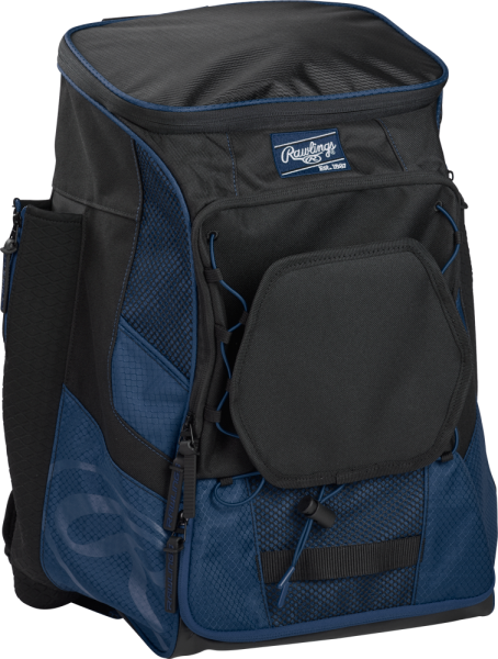 R600 Player Back Pack navy