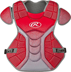 CPVEL Velo Adult Chestprotector scarlet/white