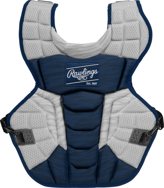 CPV2N Velo 2 Adult Chestprotector navy/white