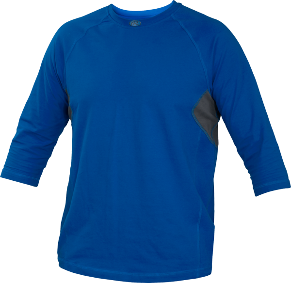 YRS34 Runner Youth Performance Undershirt royal
