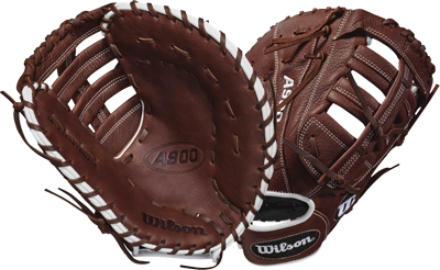 WTA09RB18BM12 FB A900 First Base Mitt