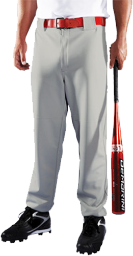 3752 Adult Pant grey
