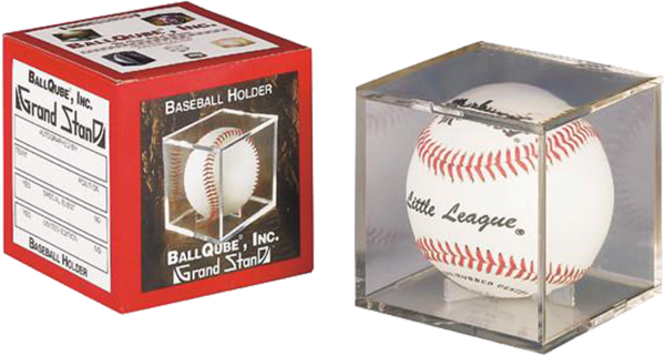 Baseball Ball Cube
