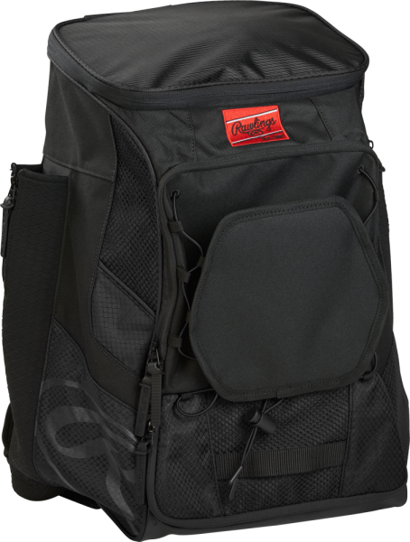 R600 Player Back Pack black