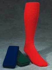 YOUTH Solid Color Game Sock