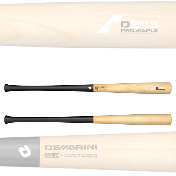 WTDX243BN18 Pro Maple Composite Wood Bat