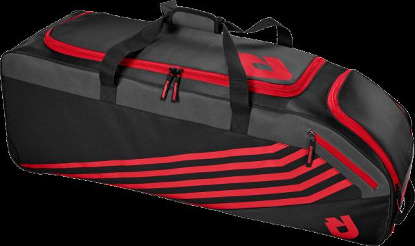 DeMarini WTD9506 Momentum Wheeled Bag 2 scarlet