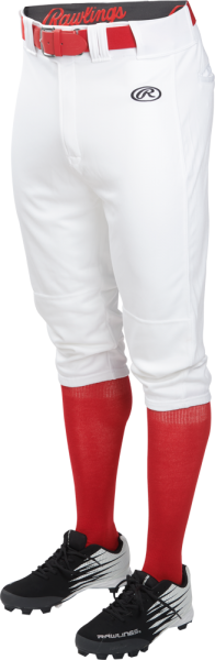 YLNCHKP Youth Launch Knicker Pant white