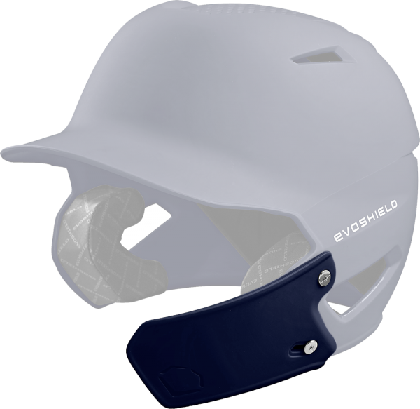 WTV7305 XVT Helmet Extension RHH Right Handed Hitter navy