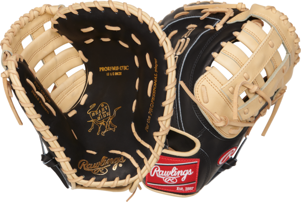 PRORFM18-17BC R2G First Base Mitt