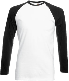 Adult Longsleeve Undershirt black