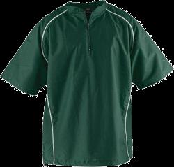 YOUTH NSCJ Batting Cage Jacket Dark Green