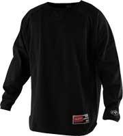 UDFP/UDFP2 YOUTH Pullover black