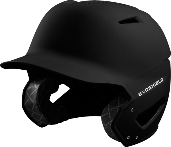 WTV7115 XVT Batting Helmet YOUTH matte black