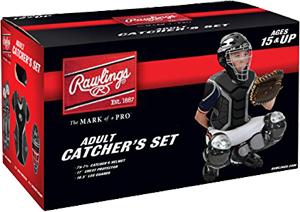 RCSA Renegade Adult Catcher Set navy
