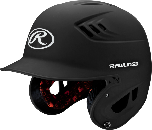 R16MJ JUNIOR MATTE Junior Helmet black