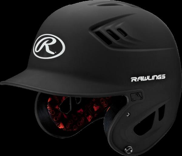 R16MJ JUNIOR MATTE Junior Helmet black