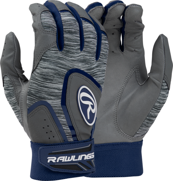 5150GBG Adult Batting Glove Pair navy