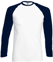 Adult Longsleeve Undershirt navy