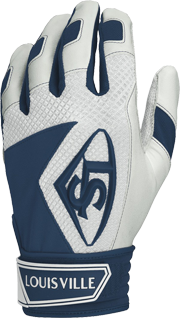 WTL6101 Series 7 Adult Batting Glove Pair navy