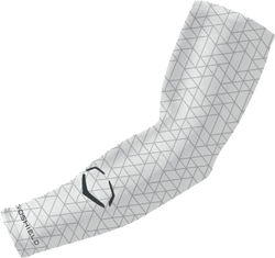 WTV8600 EvoCharge Compression Arm Sleeve white