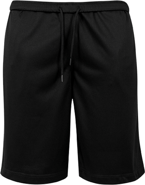 Baseball Mesh Shorts w/pockets black