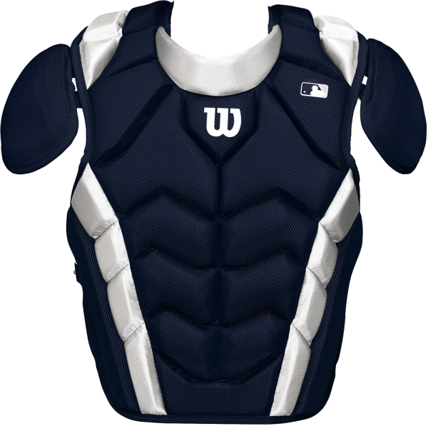 WTA4700 Pro Stock Adult Chestprotector LG navy