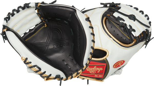 ECCM32-23BW Encore Catcher Mitt