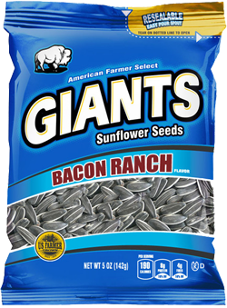Sunflower Seeds Bacon Ranch 142 g,