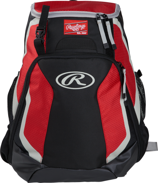 R500 Backpack scarlet