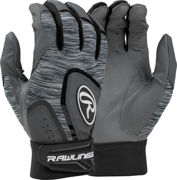 5150GBG Adult Batting Glove Pair black