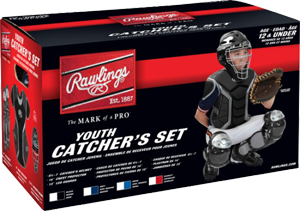 RCSY Renegade Youth Catcher Set navy