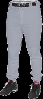 BP150 Adult Premium Plated Pro Pant grey