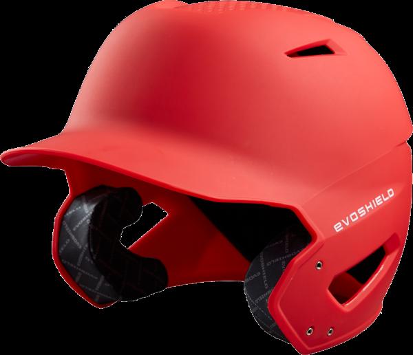 WTV7115 XVT Batting Helmet LARGE matte scarlet