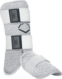 WTV1100 EvoCharge Adult Batter Legguard white