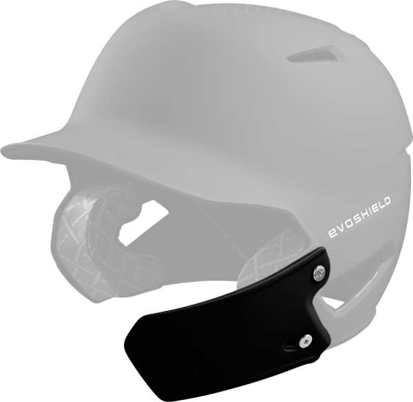 WTV7305 XVT Helmet Extension RHH Right Handed Hitter black