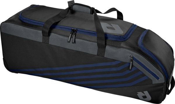 DeMarini WTD9506 Momentum Wheeled Bag 2 navy