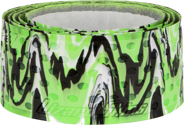 Bat Grip 1.8 mm Bat Wrap Lime Camo
