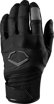 WTV4300 Aggressor Adult Batting Glove Pair black