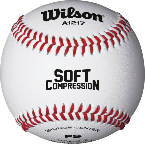 WTA1217B Soft Compression Baseball single