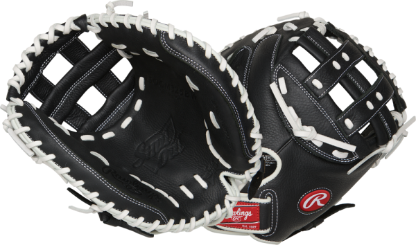 RSOCM325BW Shut Out Fastpitch Catcher Mitt