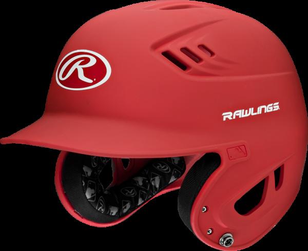 R16MJ JUNIOR MATTE Junior Helmet scarlet