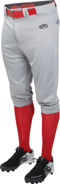 YLNCHKP Youth Launch Knicker Pant grey