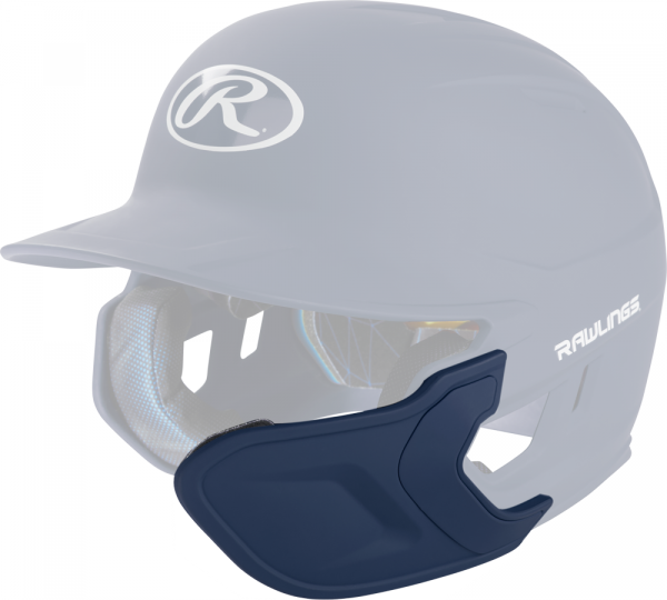 REXT-R Helmet Extension Right Handed Batter navy