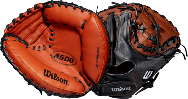 WTA05RB19CM A500 Youth Catcher Mitt